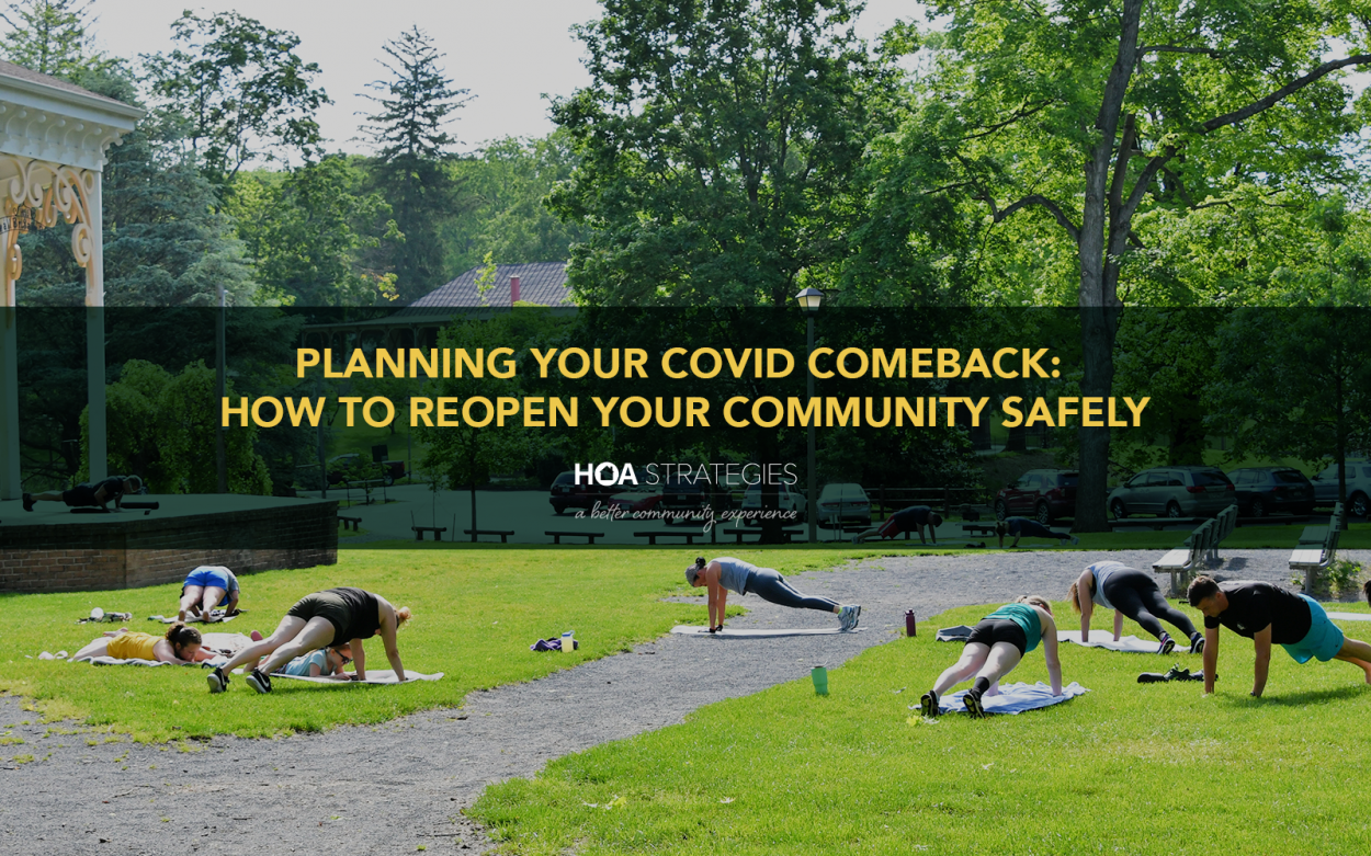 Staging Your Community's COVID Comeback