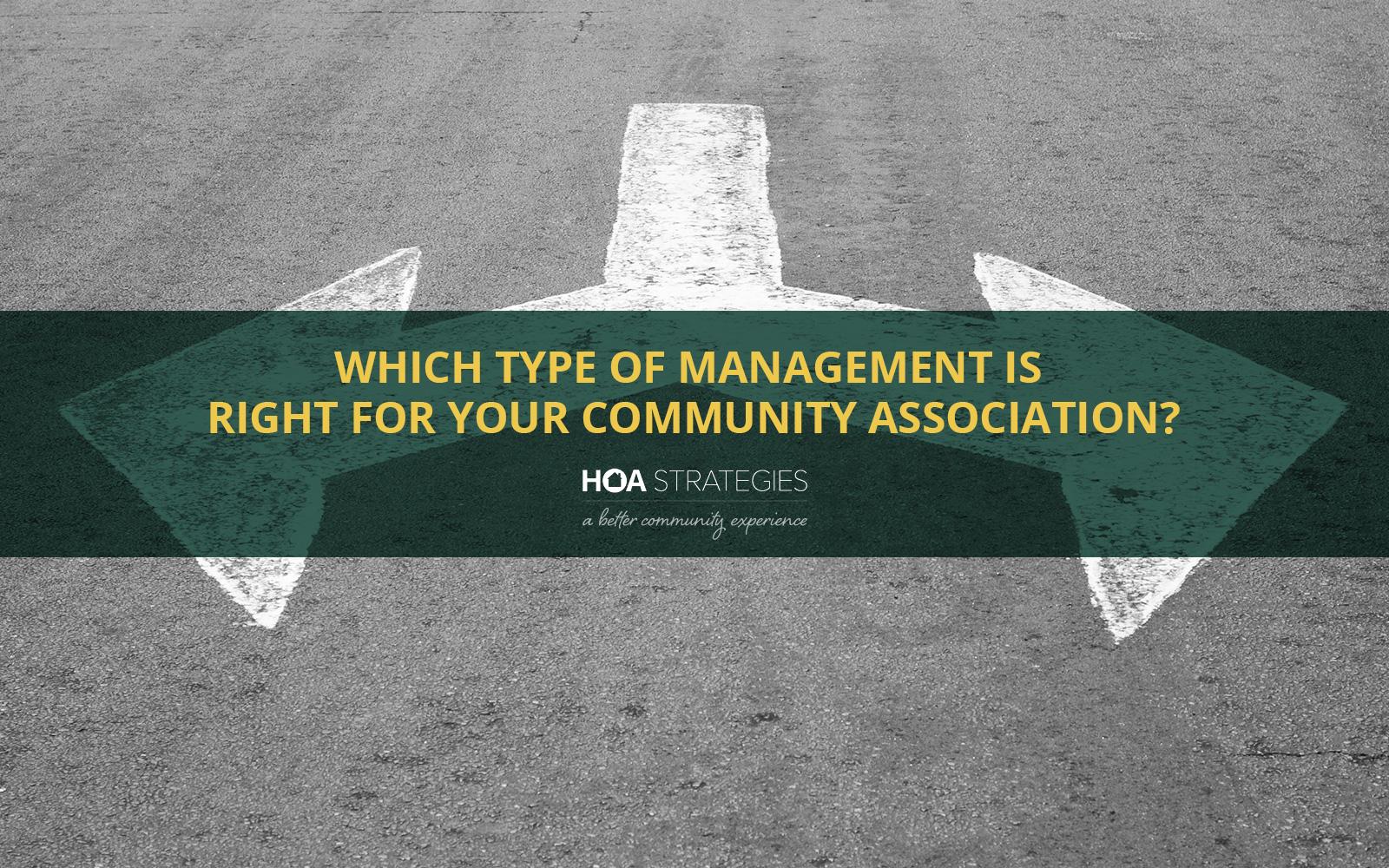 Management Types