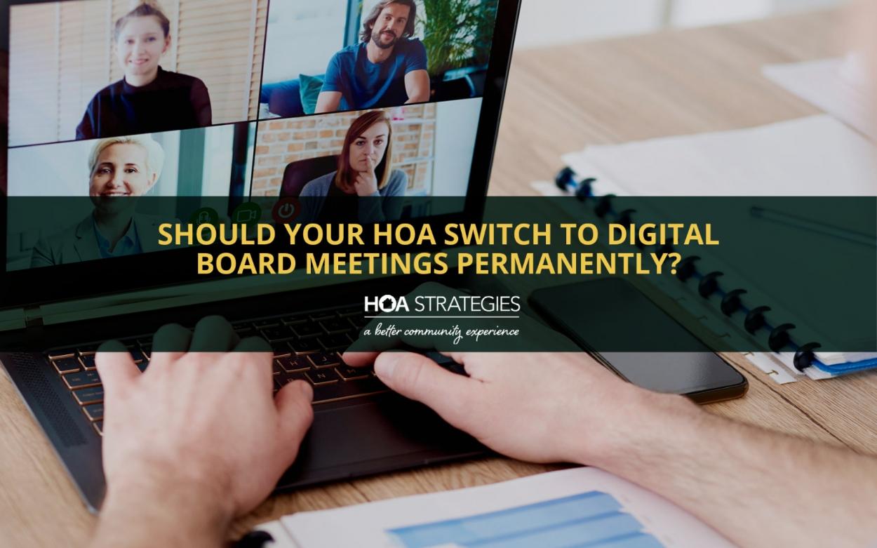 Article Hero Image: Digital Meetings
